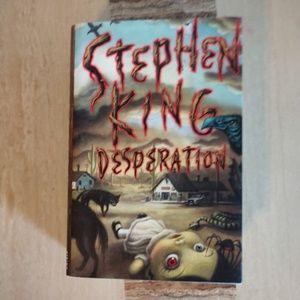 Stephen King Desperation book Like NEW